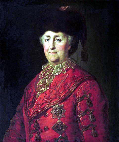 エカテリーナ・パヴロヴナ
