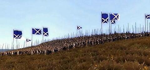 スコットランド独立戦争