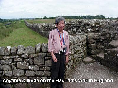 ハドリアヌスの長城の画像 p1_8